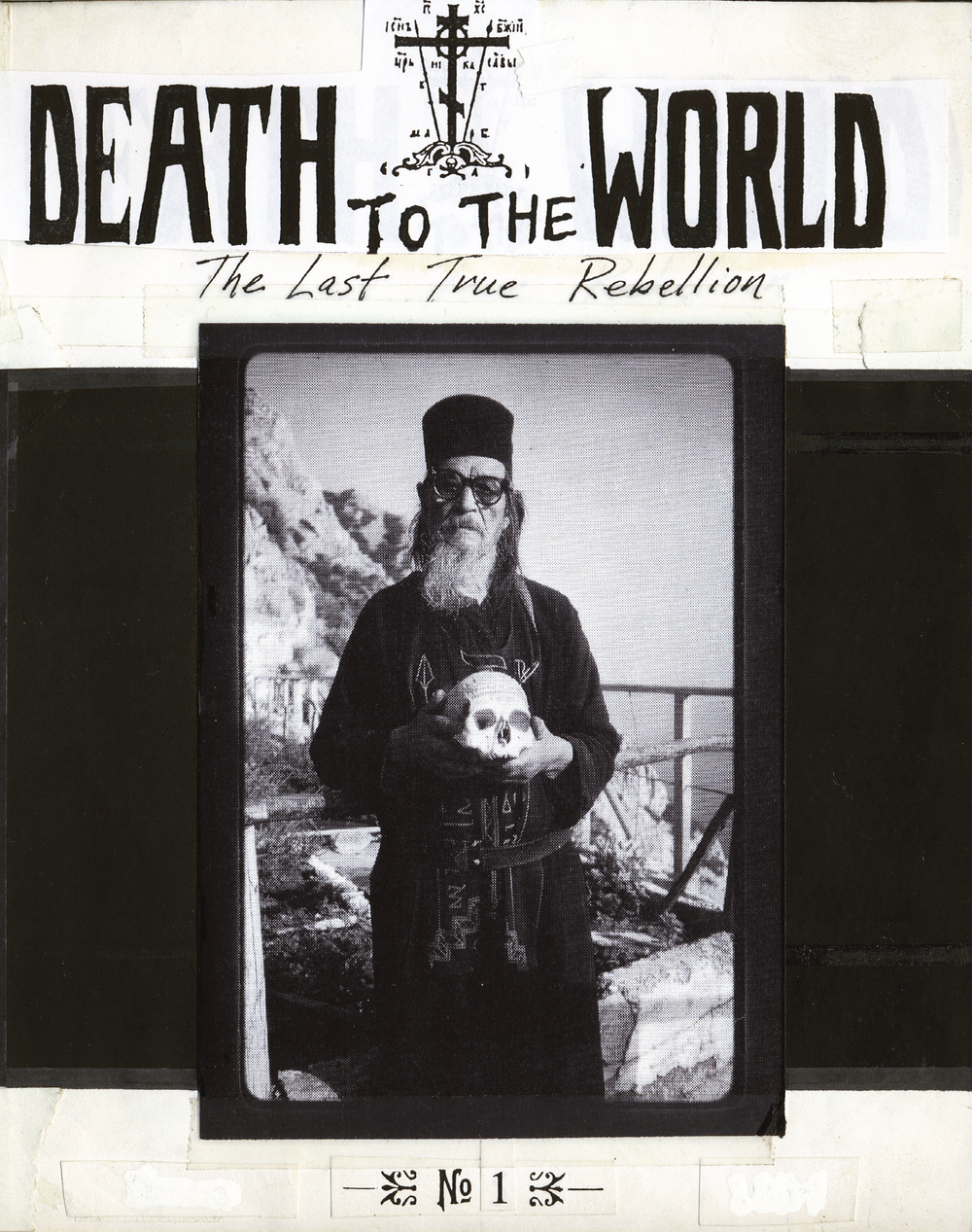 The first issue of Death to the World.