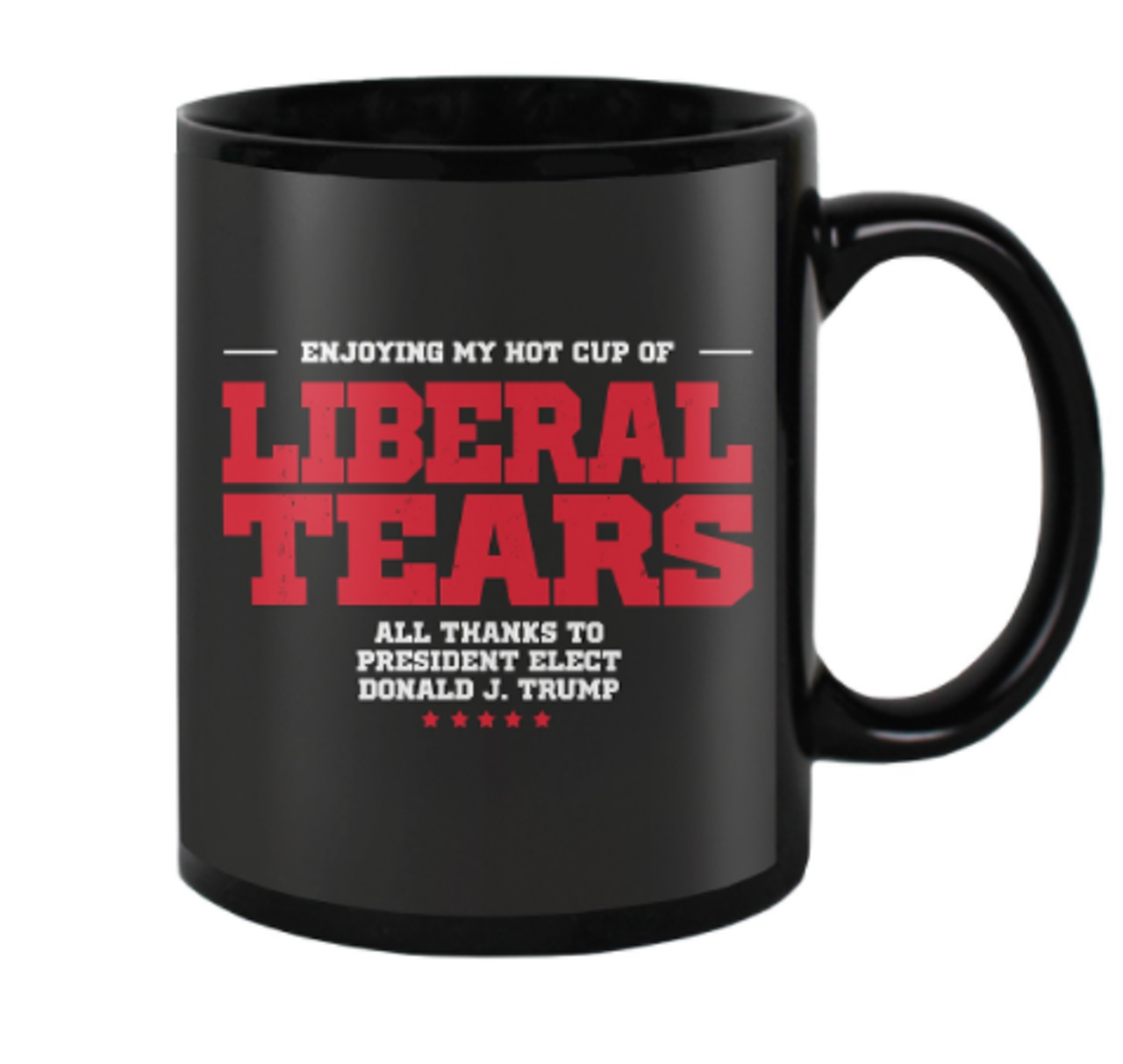 """A Mug The Is ScamOutline Tears"""" """"liberal MpSUVqz"""