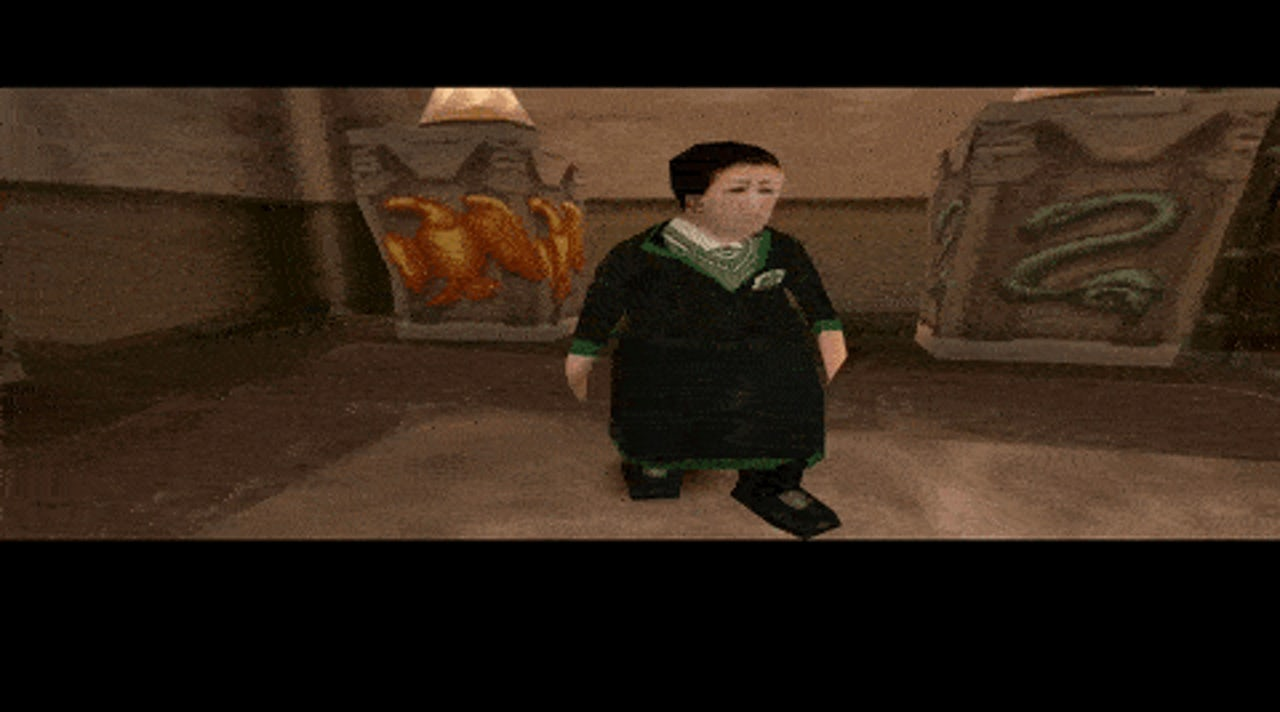 Did we all forget how horrifying the first 'Harry Potter