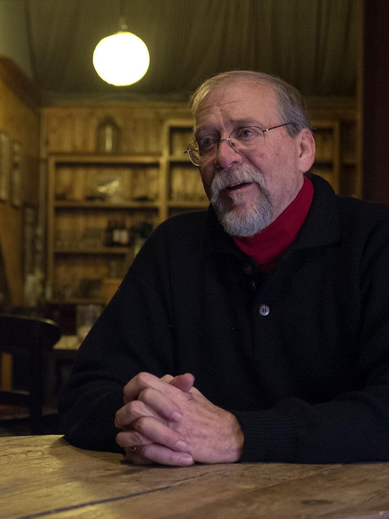 J. Richard Gray, mayor of the city of Lancaster, Pennsylvania.