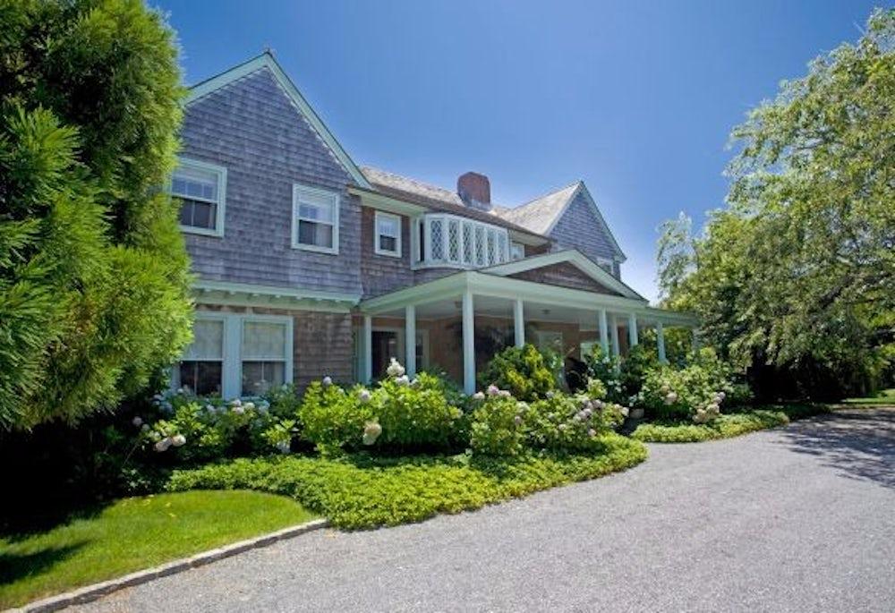 Grey Gardens in East Hampton, New York.