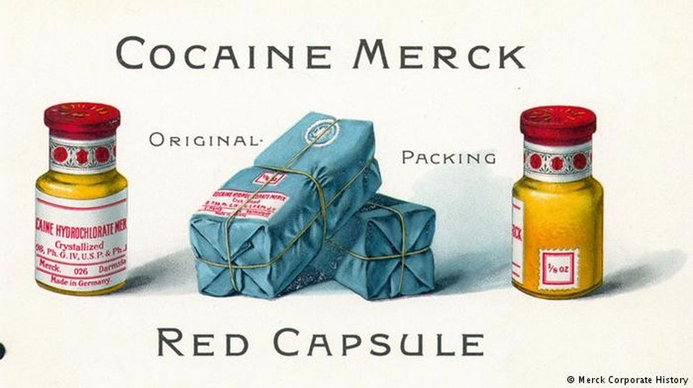 Merck was one of the leading German pharmaceutical firms that ruled the global market.
