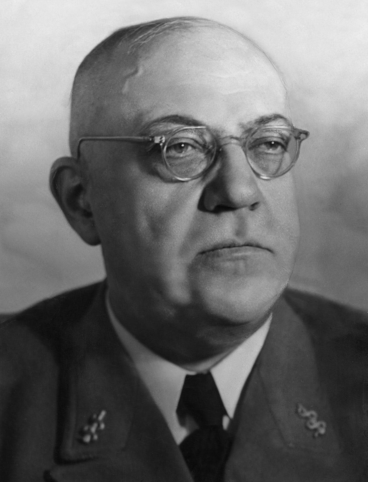Theodor Morell, Hitler's personal physician.