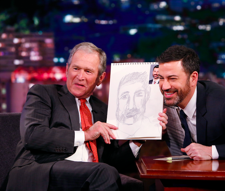 Don T Normalize George W Bush The Outline