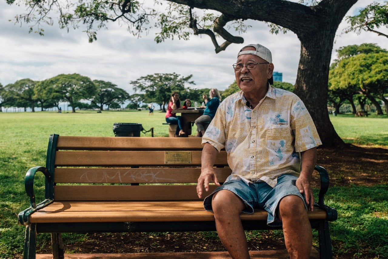 """Kenneth Fukumoto campaigned vigorously for his daughter, but he describes himself as politically """"wishy-washy."""" He voted for Donald Trump for religious reasons but now regrets his vote."""
