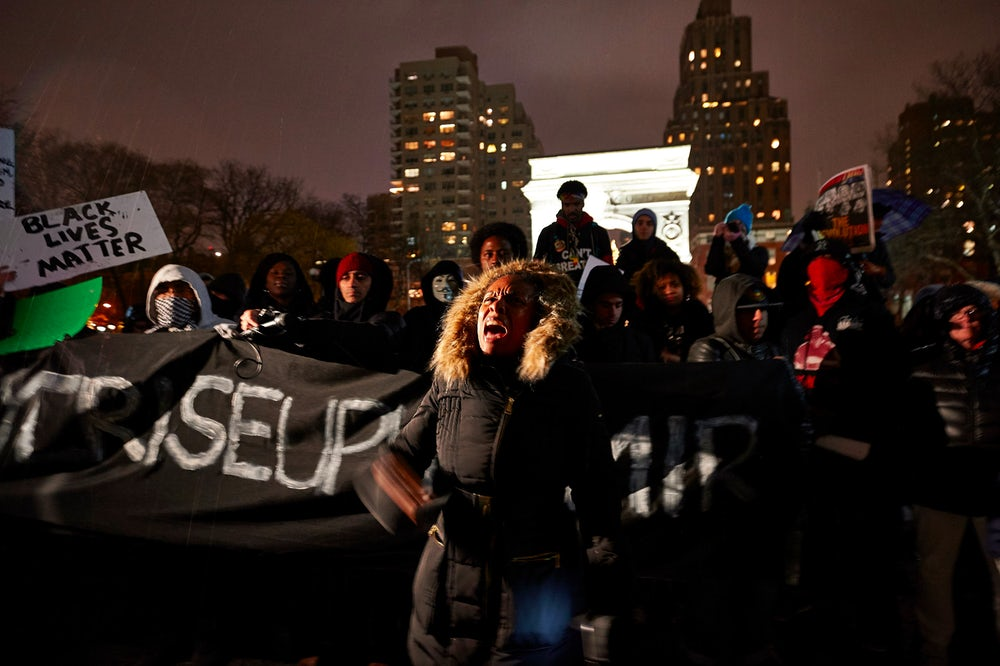 Black Lives Matter activists are convinced the NYPD hacked their phones | The Outline