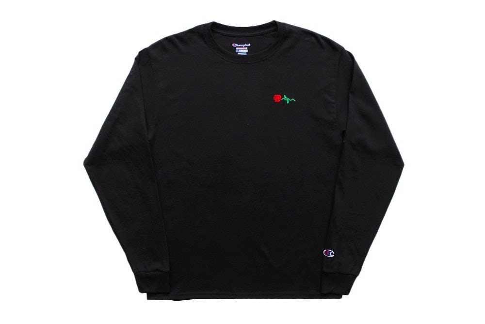 Good Company Rose Wave sweatshirt