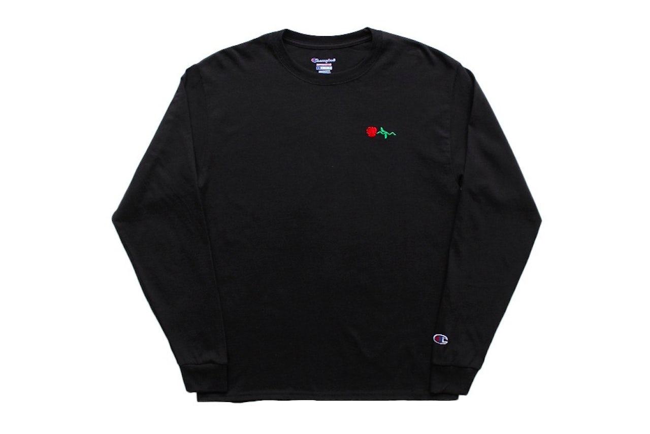 Good Company Rose Wave sweatshirt