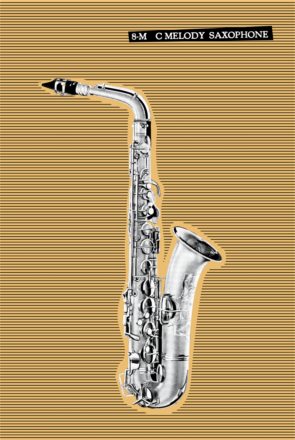 In the '20s and '30s the C Melody Saxophone was a popular parlor instrument.