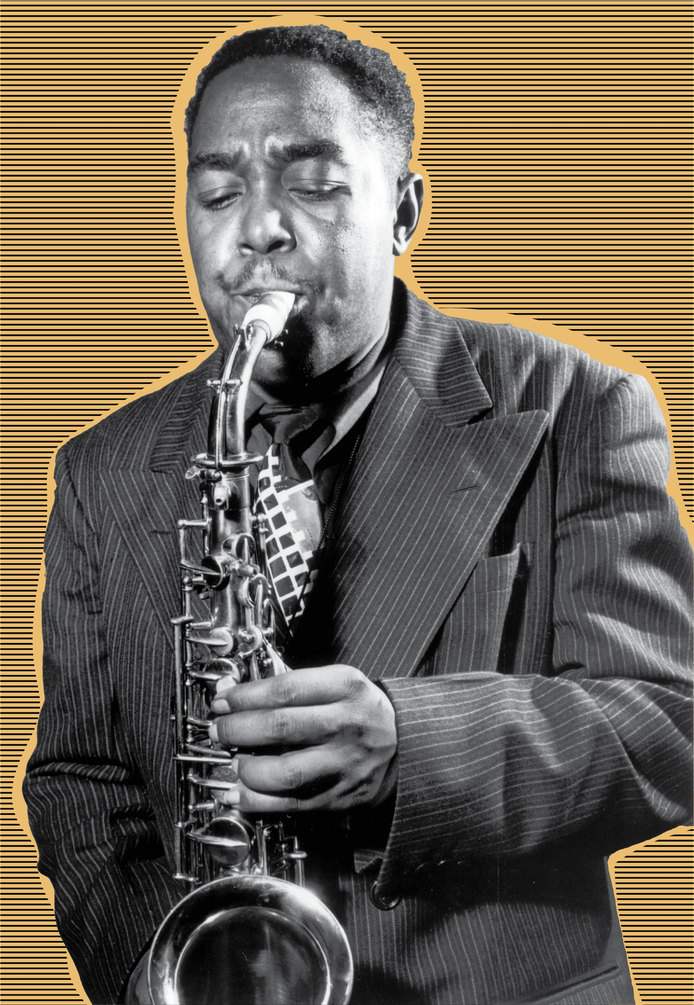 Charlie Parker, one of America's most famous and innovative sax players ever, was so popular he was like a god.