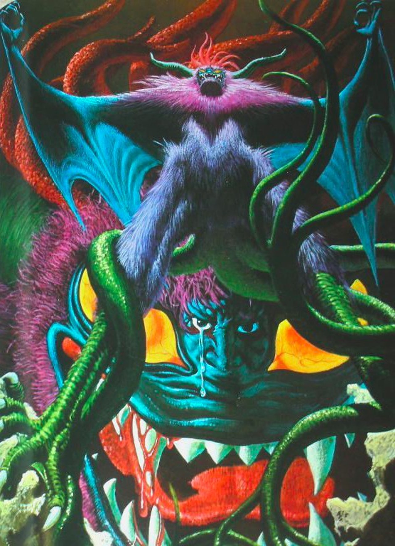 Go Nagai's Mao Dante (Demon Lord Dante)