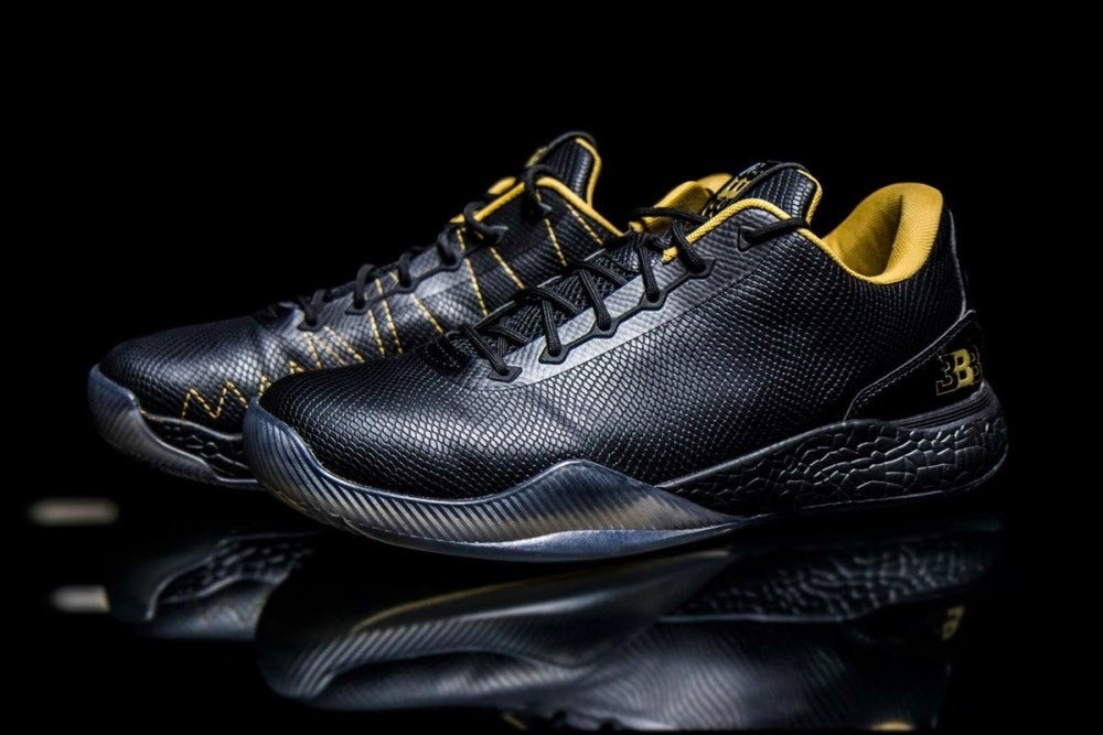 ZO2s, the first shoe model released by Big Baller Brand, made its debut in March 2017.