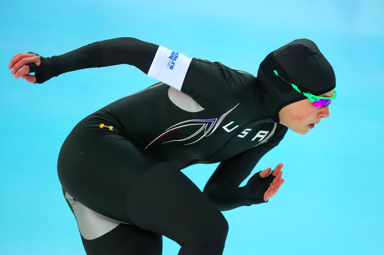 Sugar Todd competed for Team USA at the 2014 Winter Olympics in Sochi, Russia.