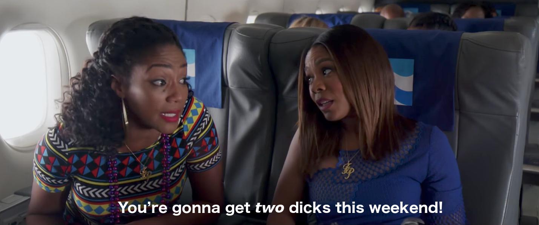 Les femmes de Girls Trip ravivent leur amitié avec un week-end à la Nouvelle-Orléans.