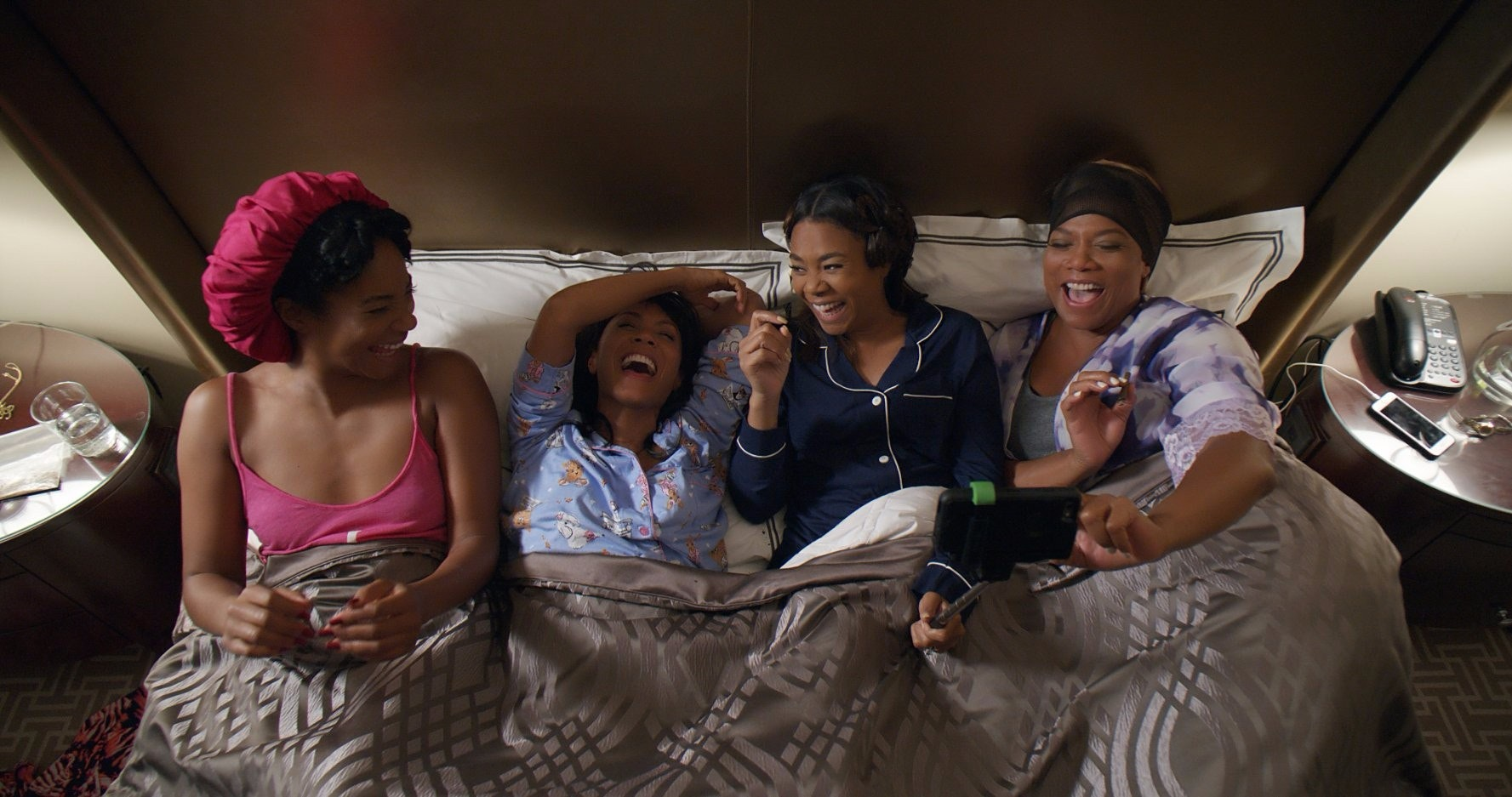Le voyage des filles concerne un équipage de meilleurs amis de longue date.
