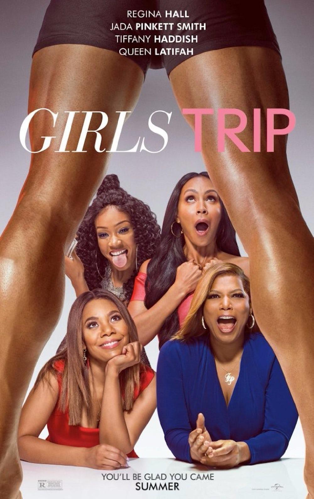 Une affiche promotionnelle pour Girls Trip, le 21 juillet.