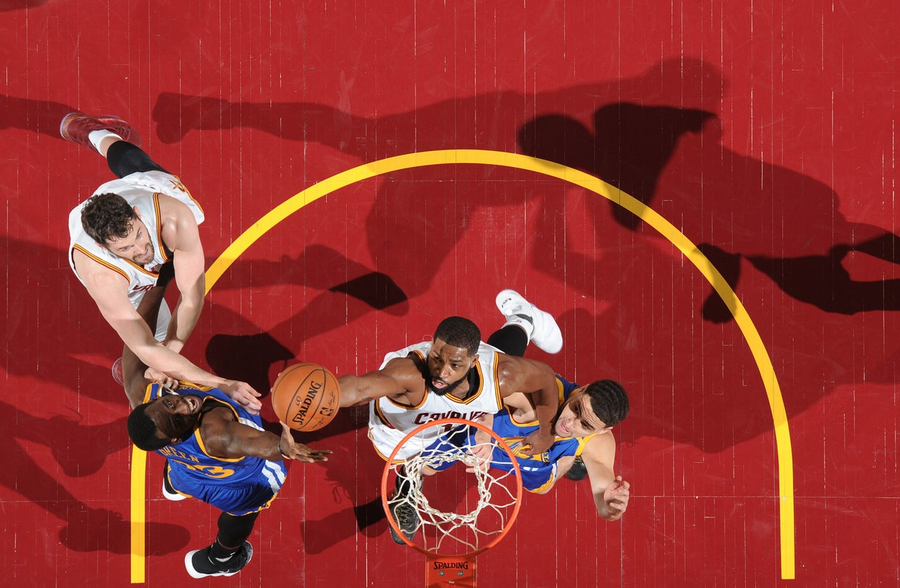 The Anonymous Mvp Of The Nba Finals The Outline