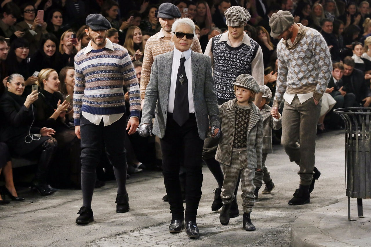 In 2015, Chanel gave designer Mati Ventrillon credit after she called them out on social media for stealing her Fair Isle sweater designs.