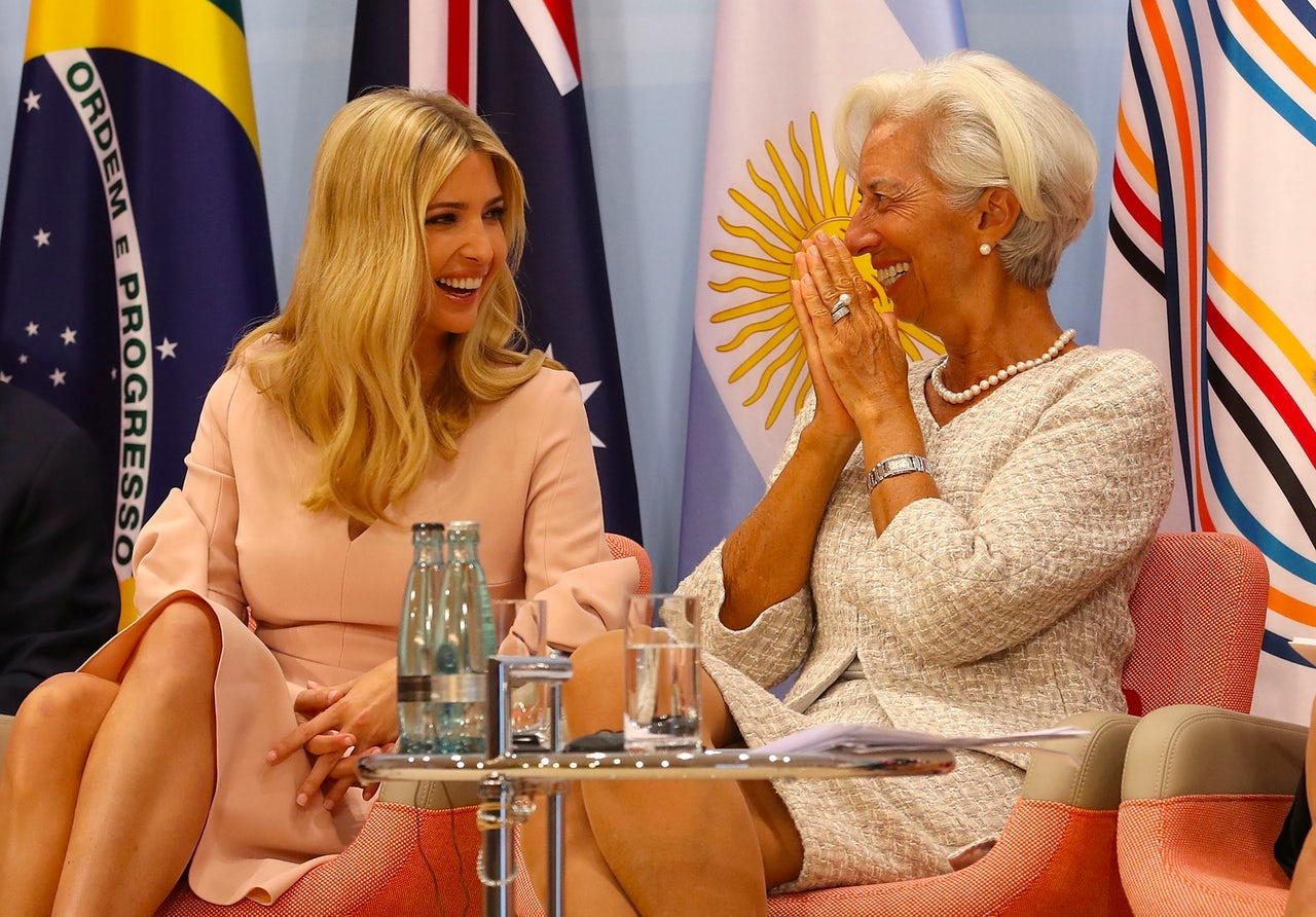 No one knows what a fe... Ivanka Trump Clothing