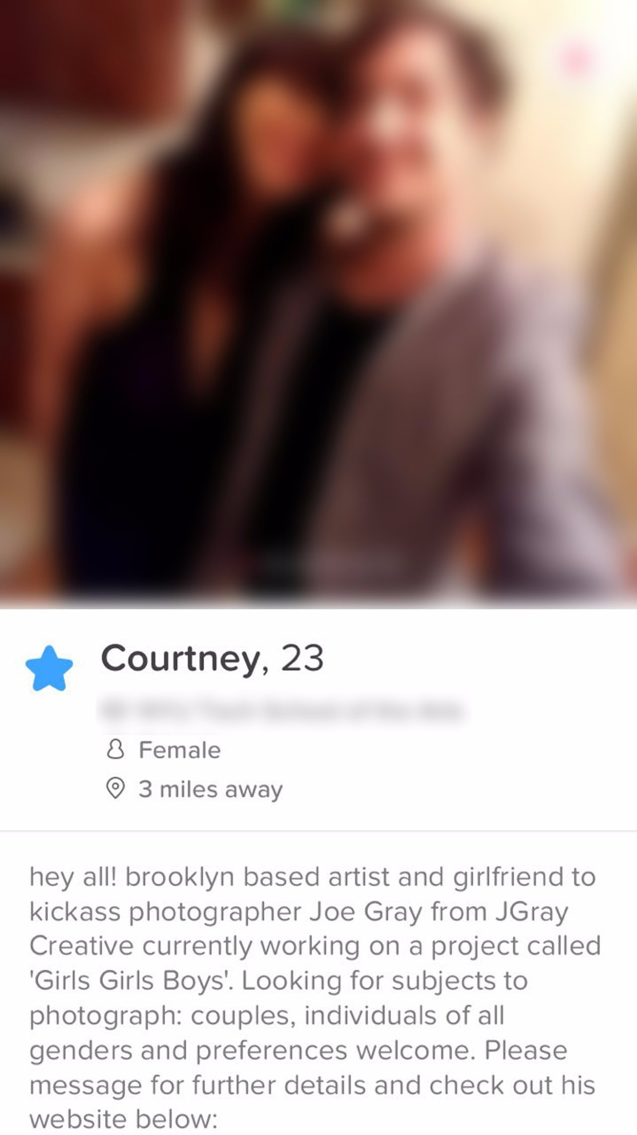 I swiped through Tinder looking for everything but love