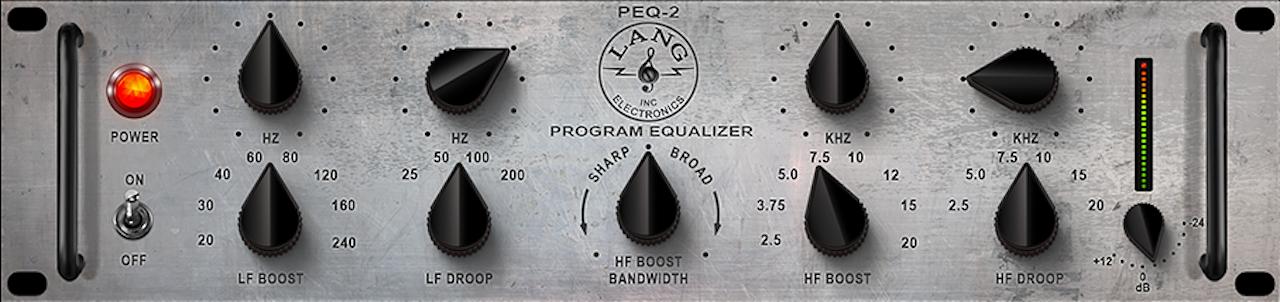 PEQ-2 plugin (released 2016)