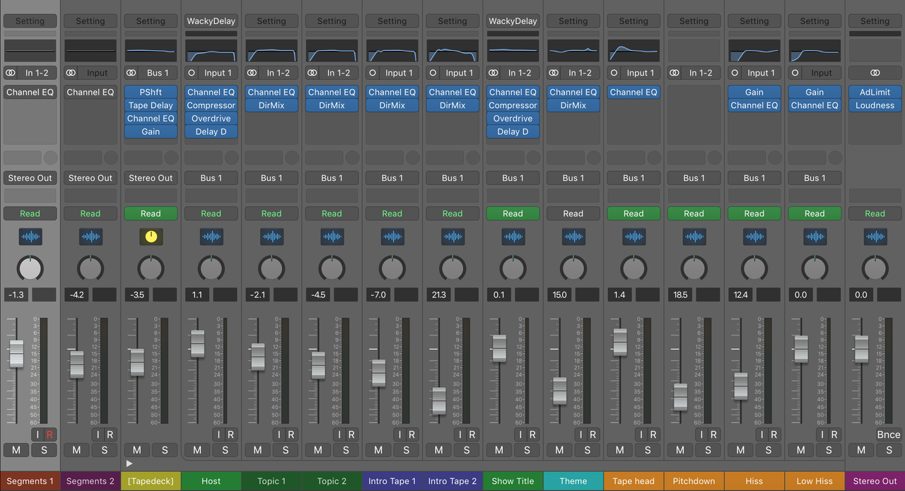 Why are there so many knobs in GarageBand? | The Outline