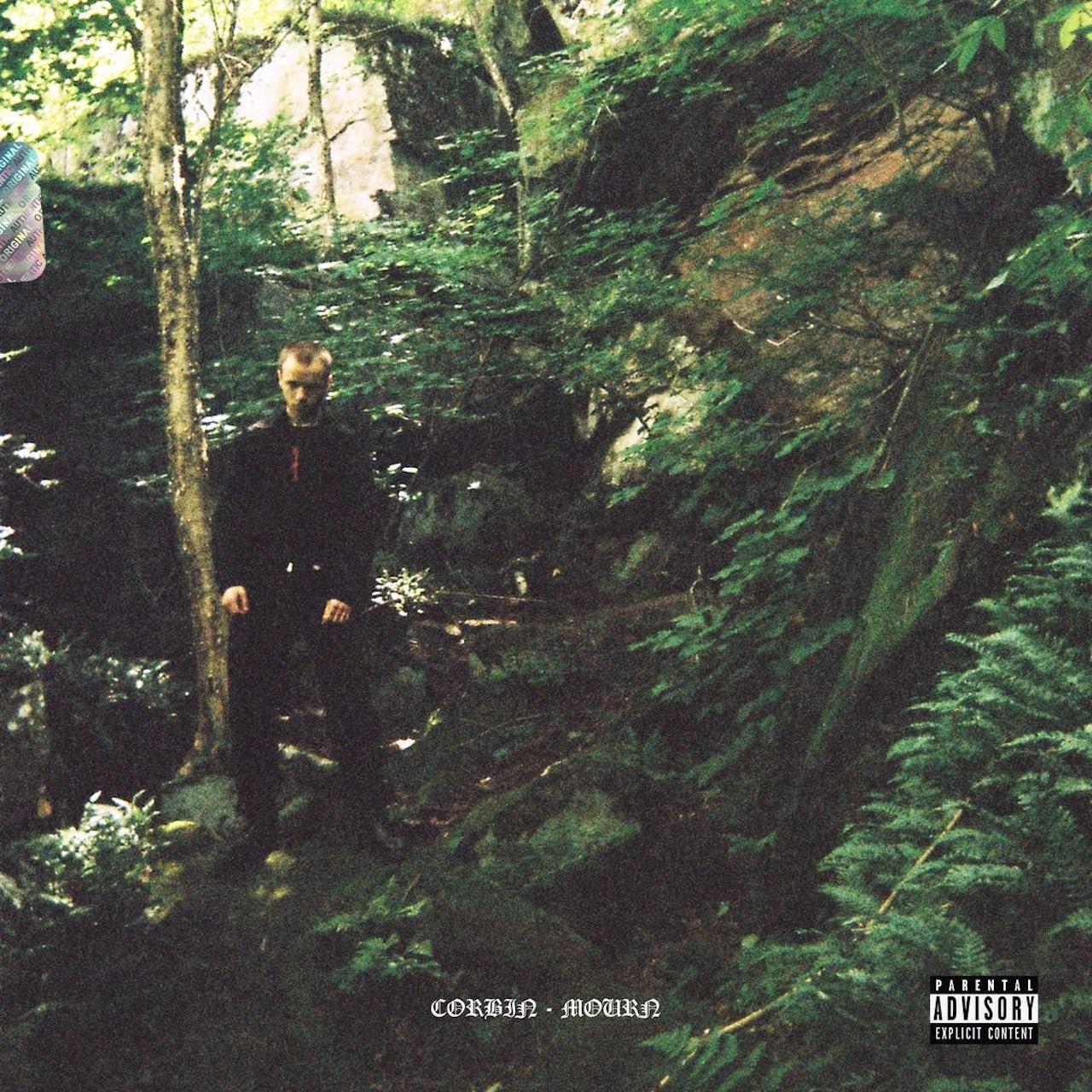 The cover to Corbin's album Mourn