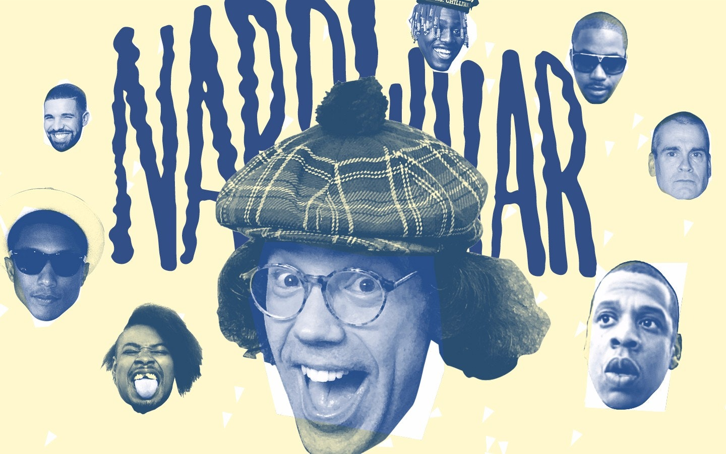 Nardwuar, the most mysterious man in music journalism