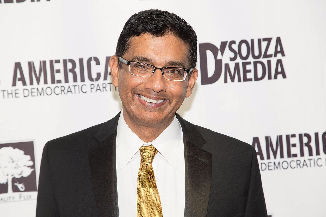 Much Of White America Is Perfectly >> Dinesh D Souza Is The Perfect Propagandist For Trump S America The