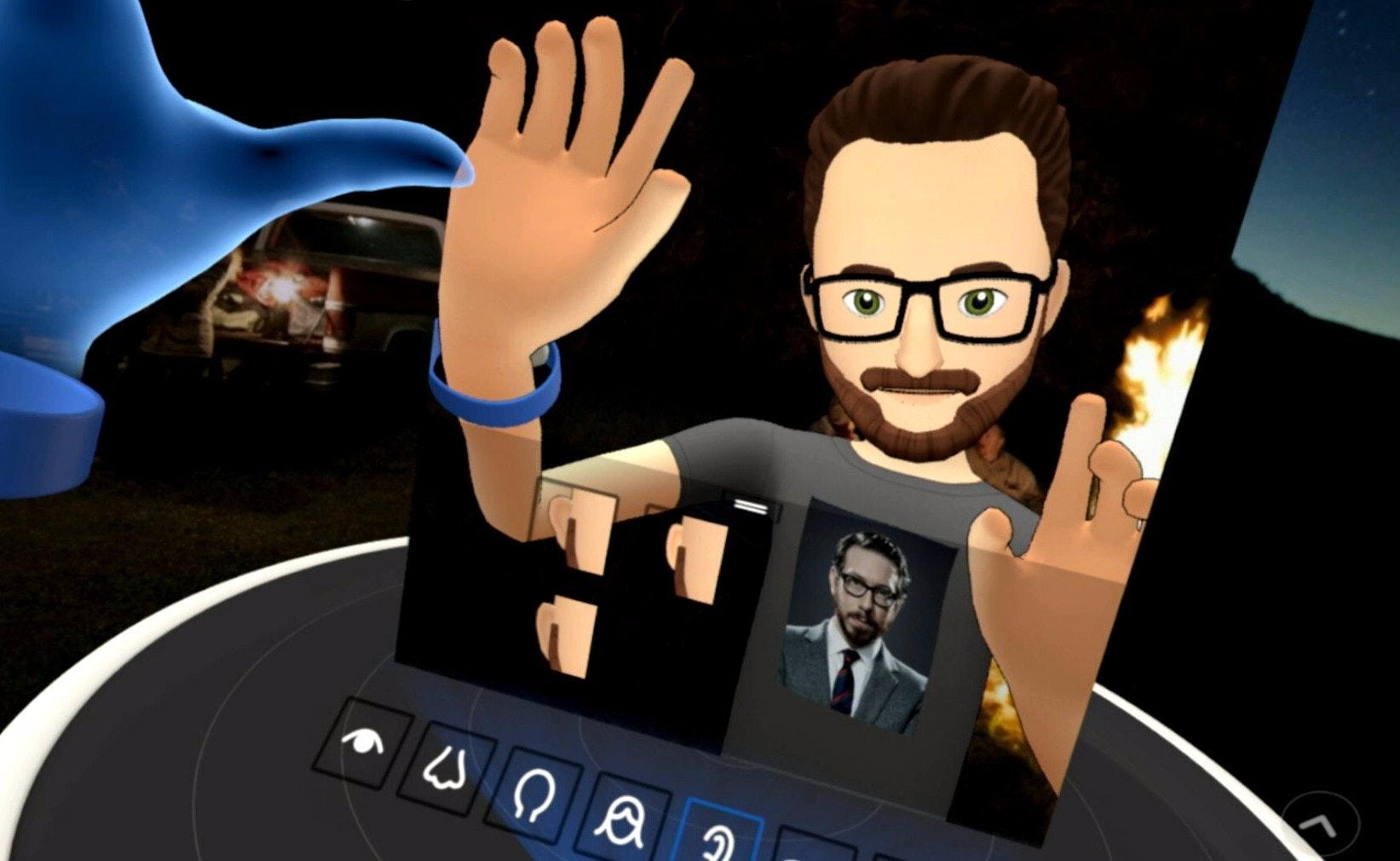 Josh in VR