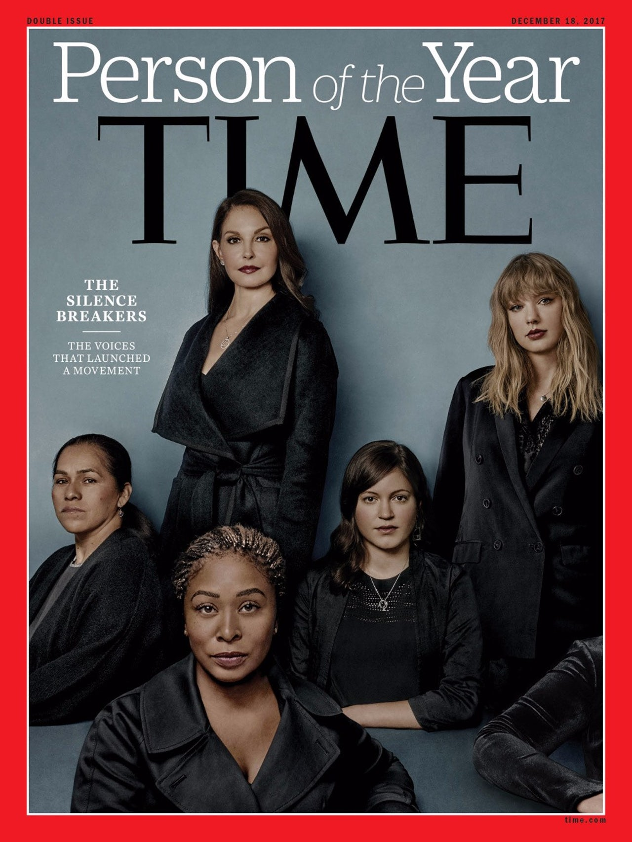 Time's 2017 Person of the Year cover