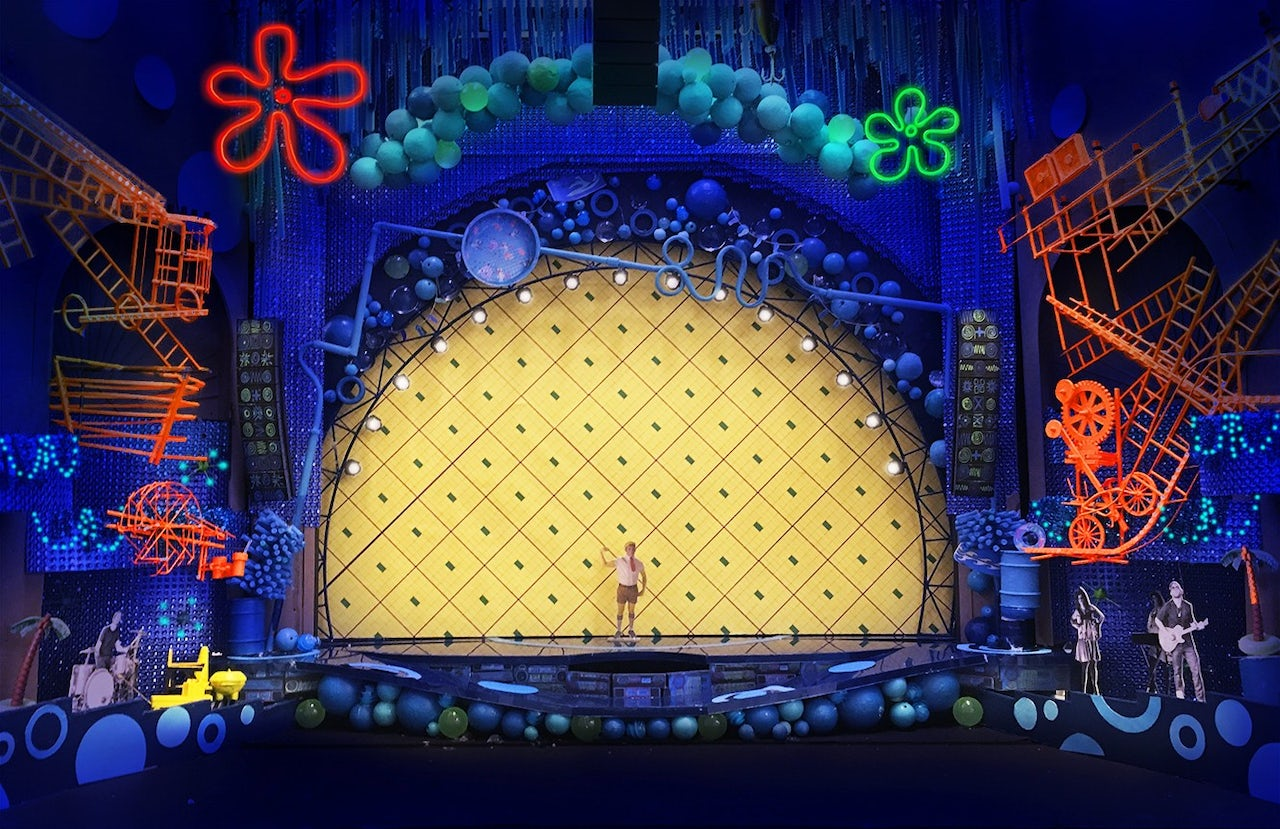 How SpongeBob SquarePants came to life on Broadway | The Outline