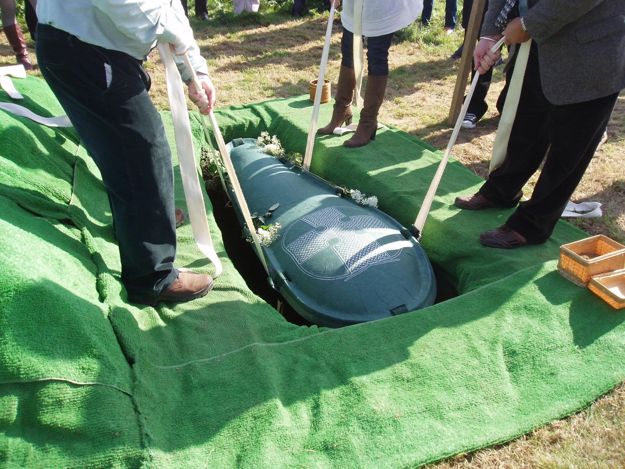 We've been burying people all wrong