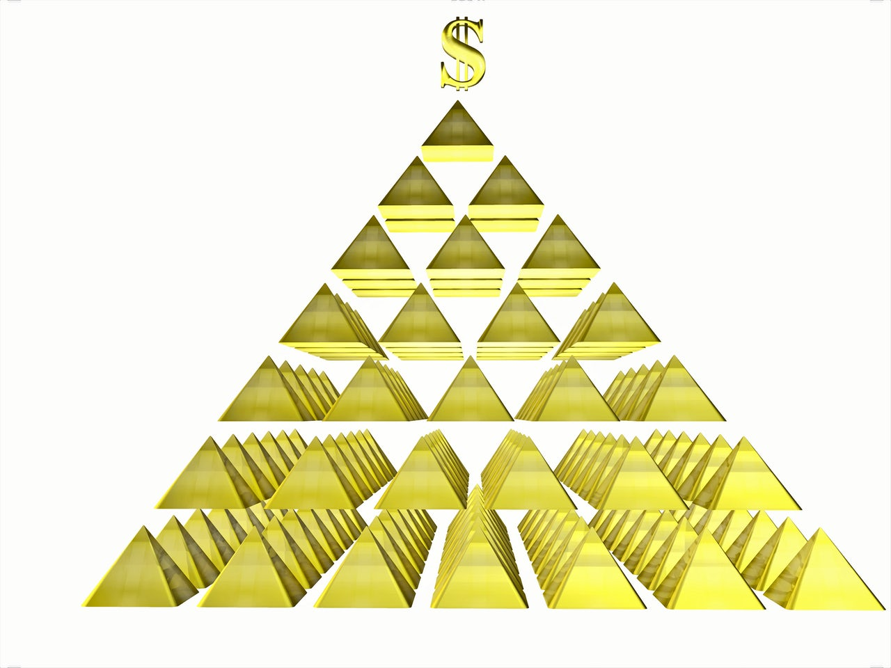 Pyramid schemes target Snapchat teens | The Outline
