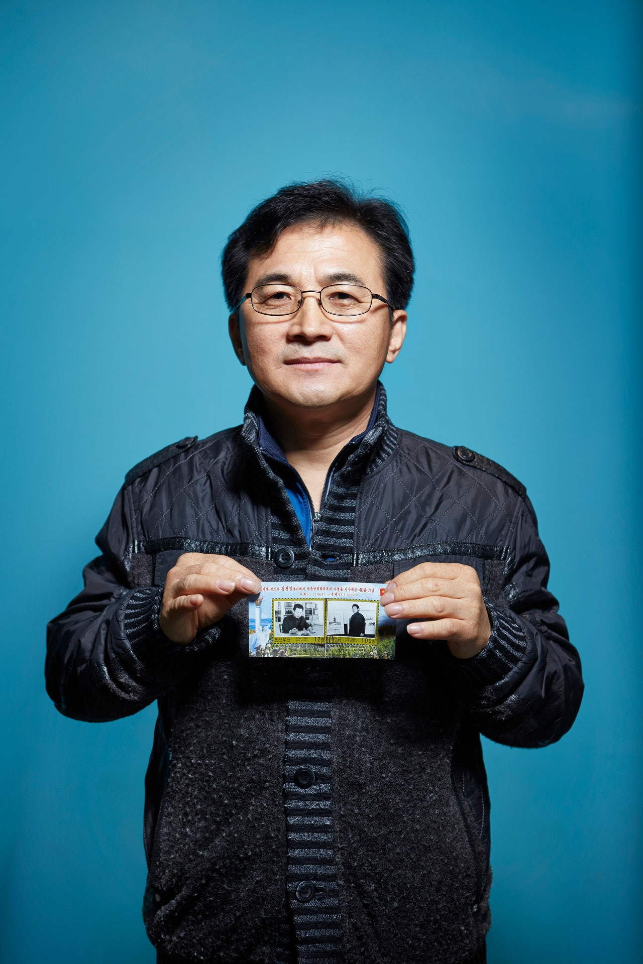 Kim Hyeongsoo, a North Korean defector who worked as a scientist in the country.