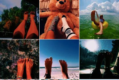 Inside Instagram's foot fetish community
