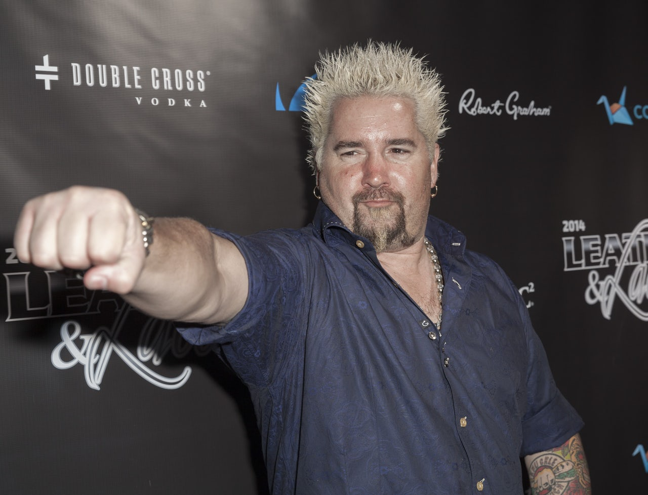 Welcome to Flavortown.