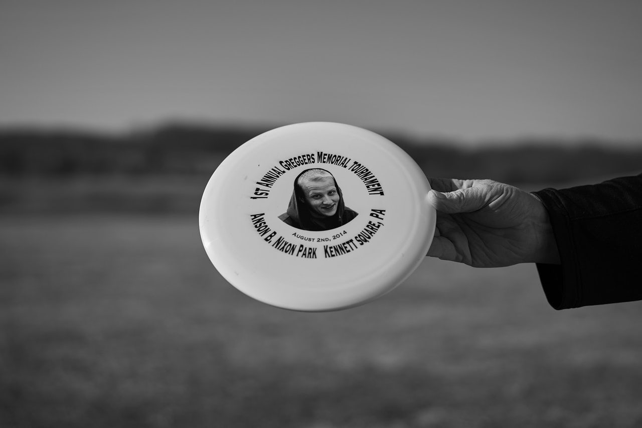 A frisbee tournament is held in Wilmington to commemorate the death of Humes' son Greg.