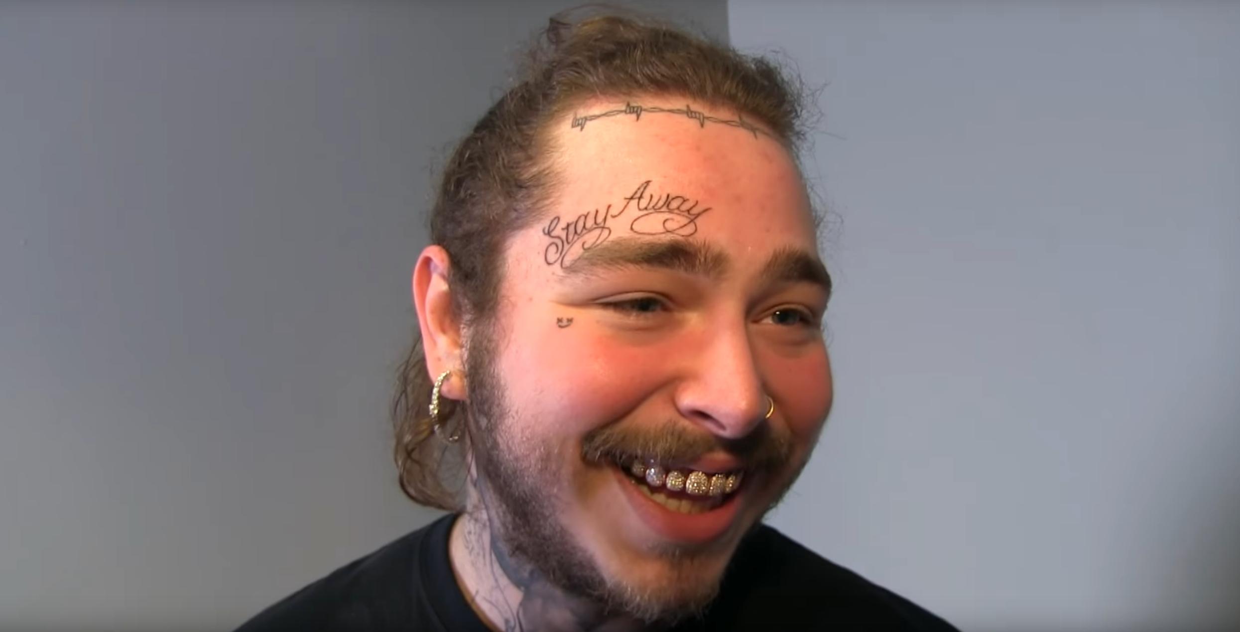 Tattooed Guys Enjoy Oral Sex