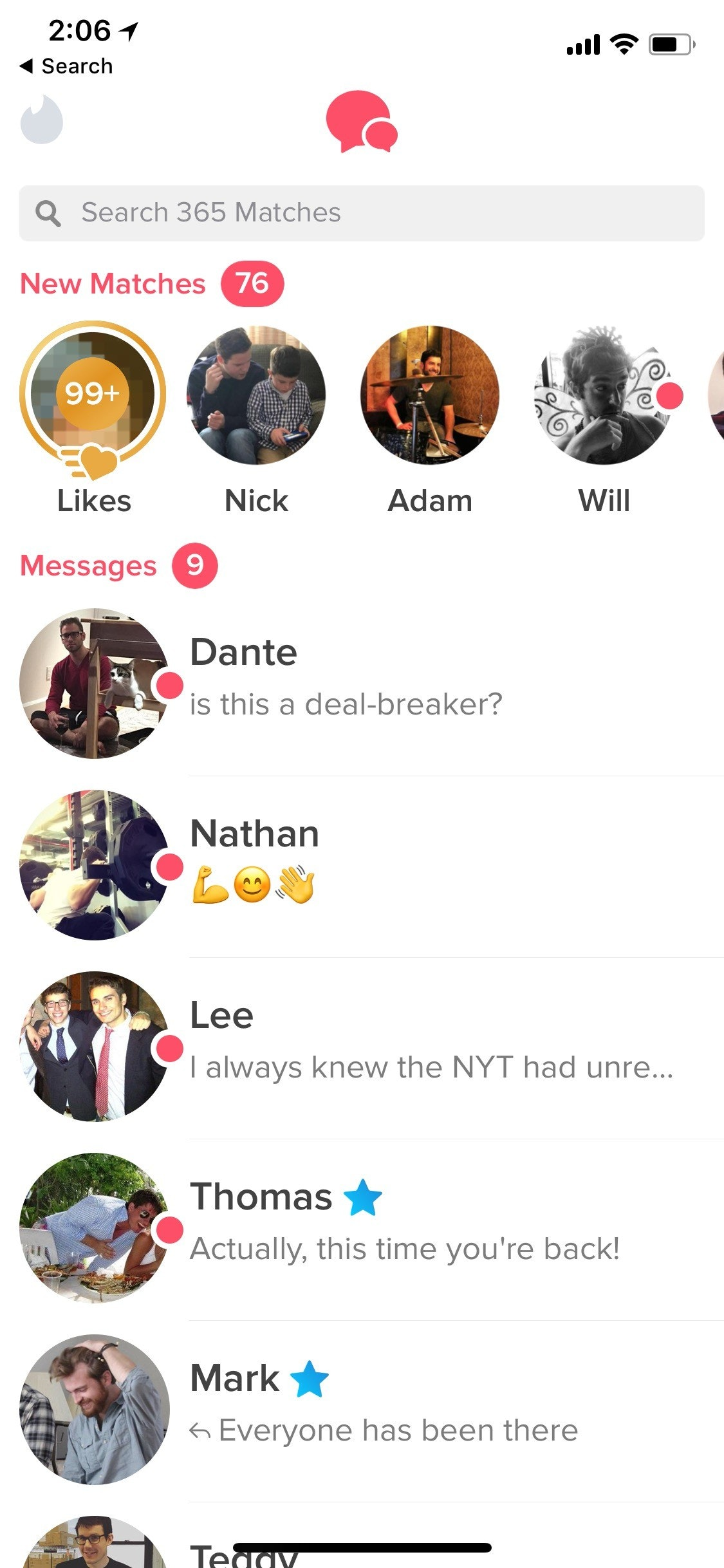 How to find people on tinder