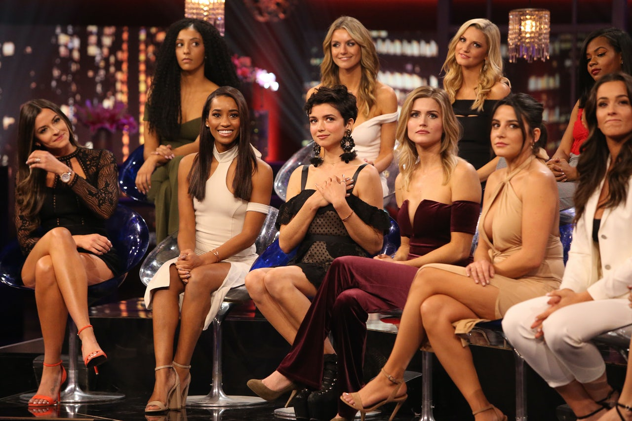 Contestants on Season 22 of The Bachelor.