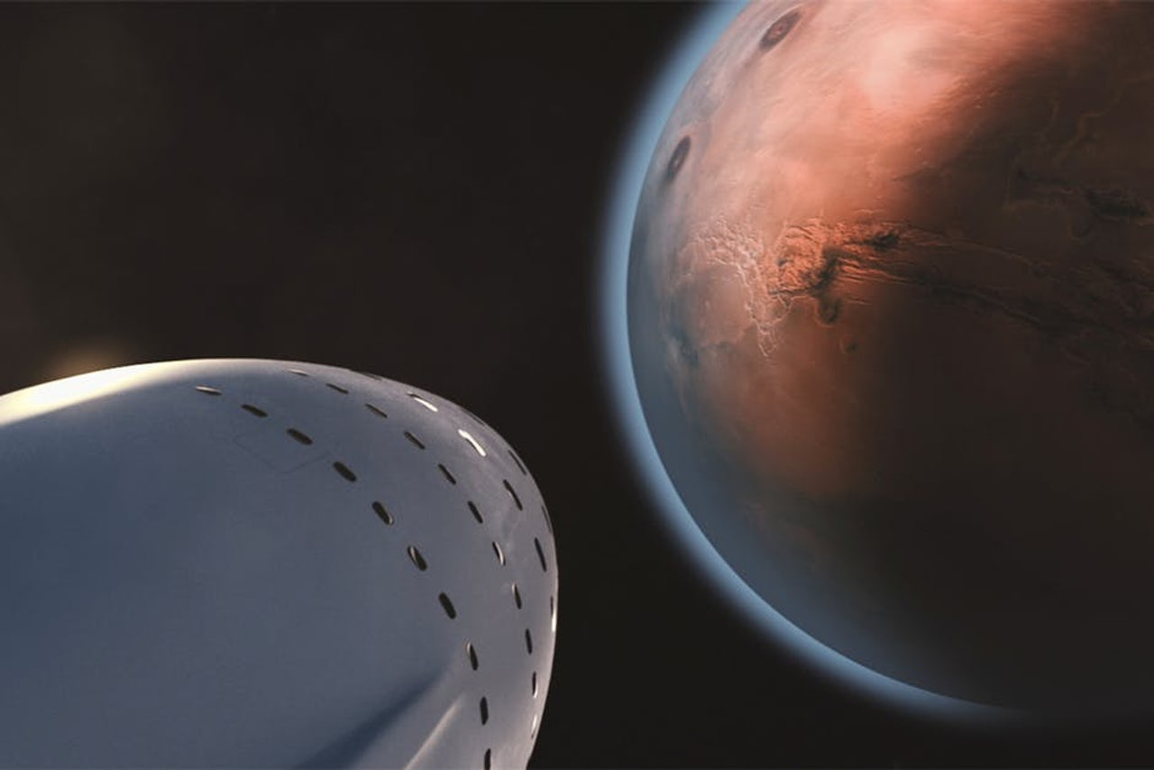 The legal battle to colonize Mars