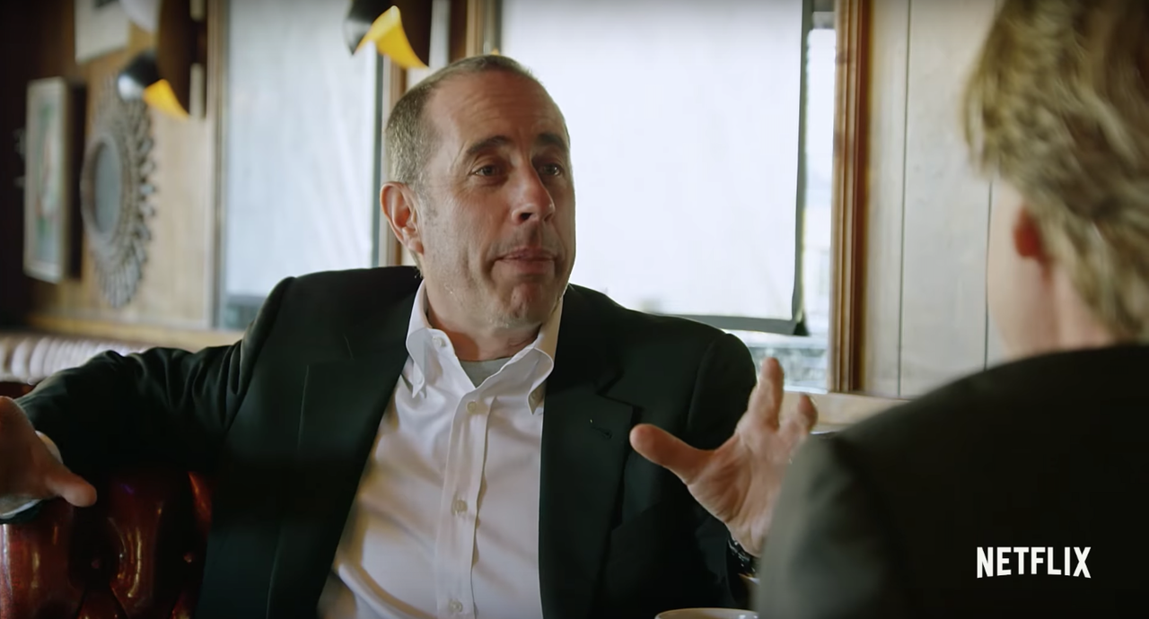 What's the deal with Jerry Seinfeld?