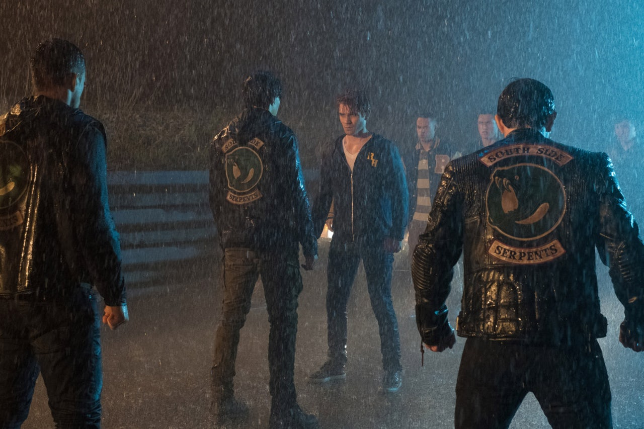 How Riverdale Turned Archie Into A Fascist The Outline