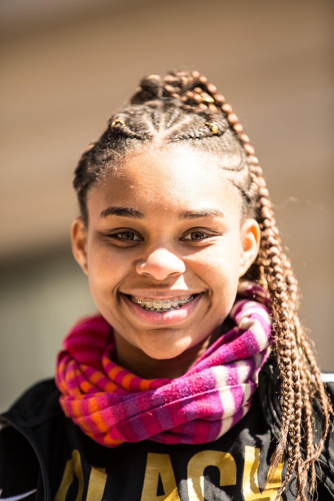 Danielle Williams, 17, from Jacksonville, FL