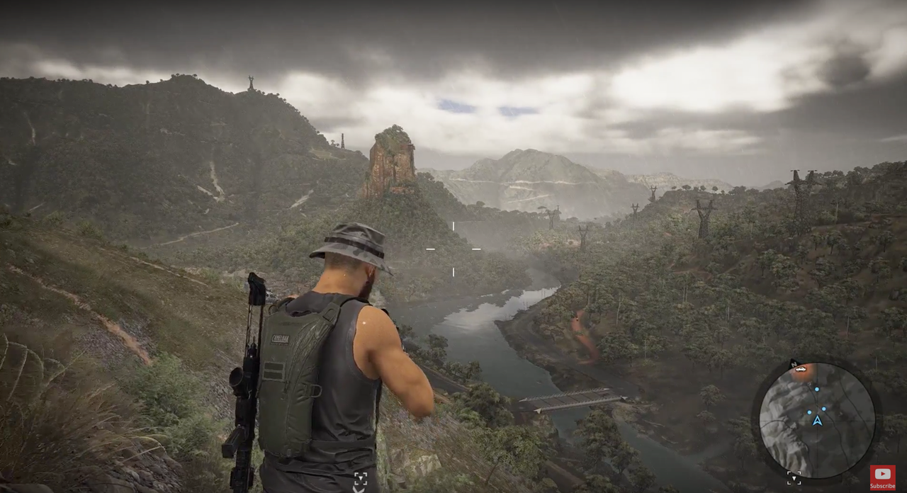 From the How Big is the Map episode on Ghost Recon: Wildlands.