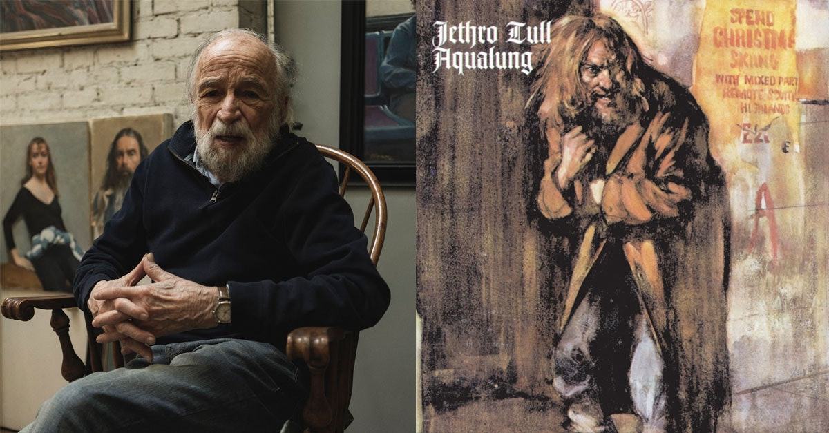 The painter behind Jethro Tull's Aqualung cover is still haunted by its success
