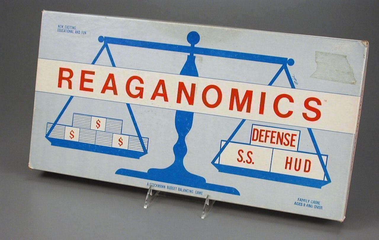'Reaganomics'