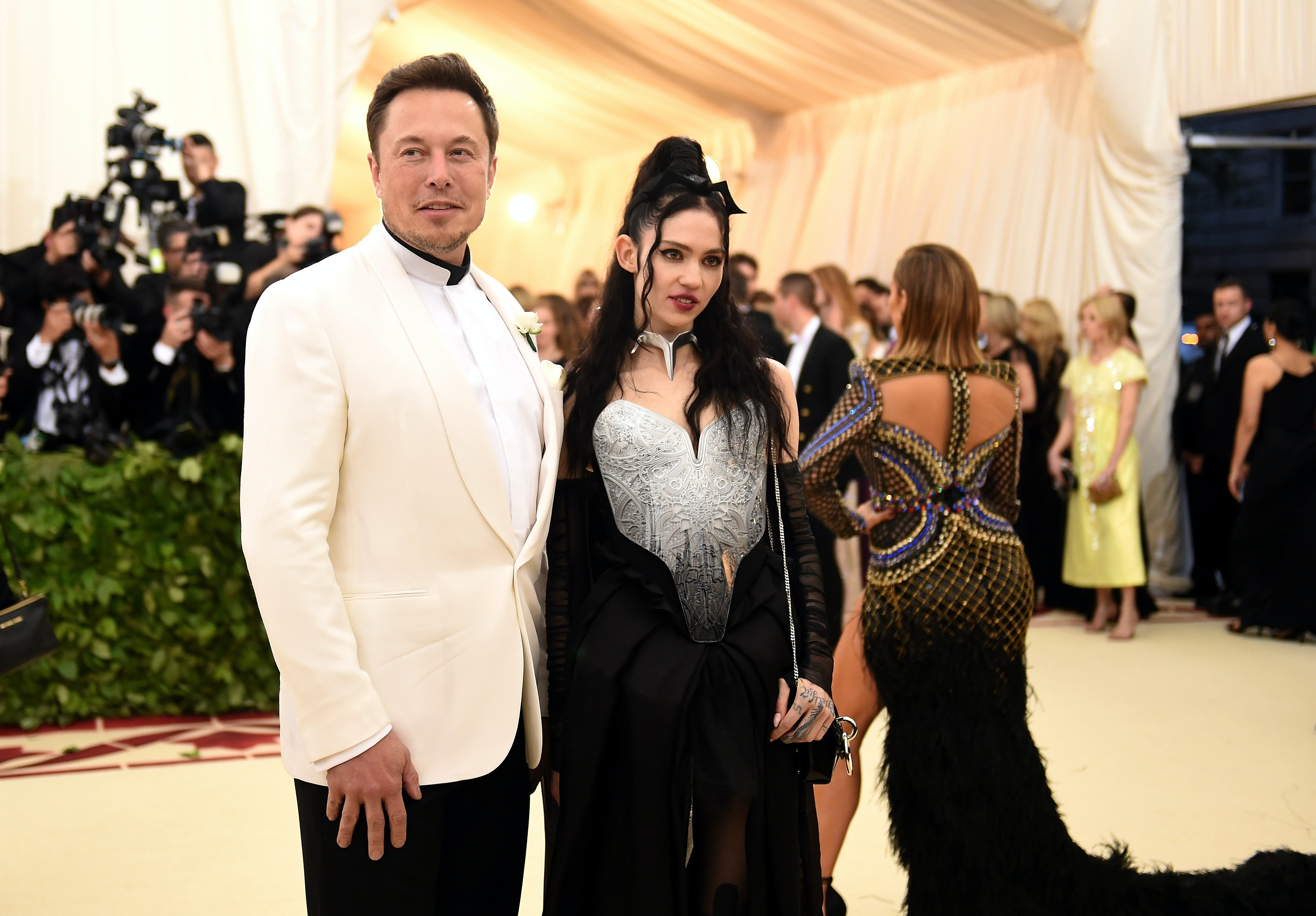 From Grimes to Elon, with love