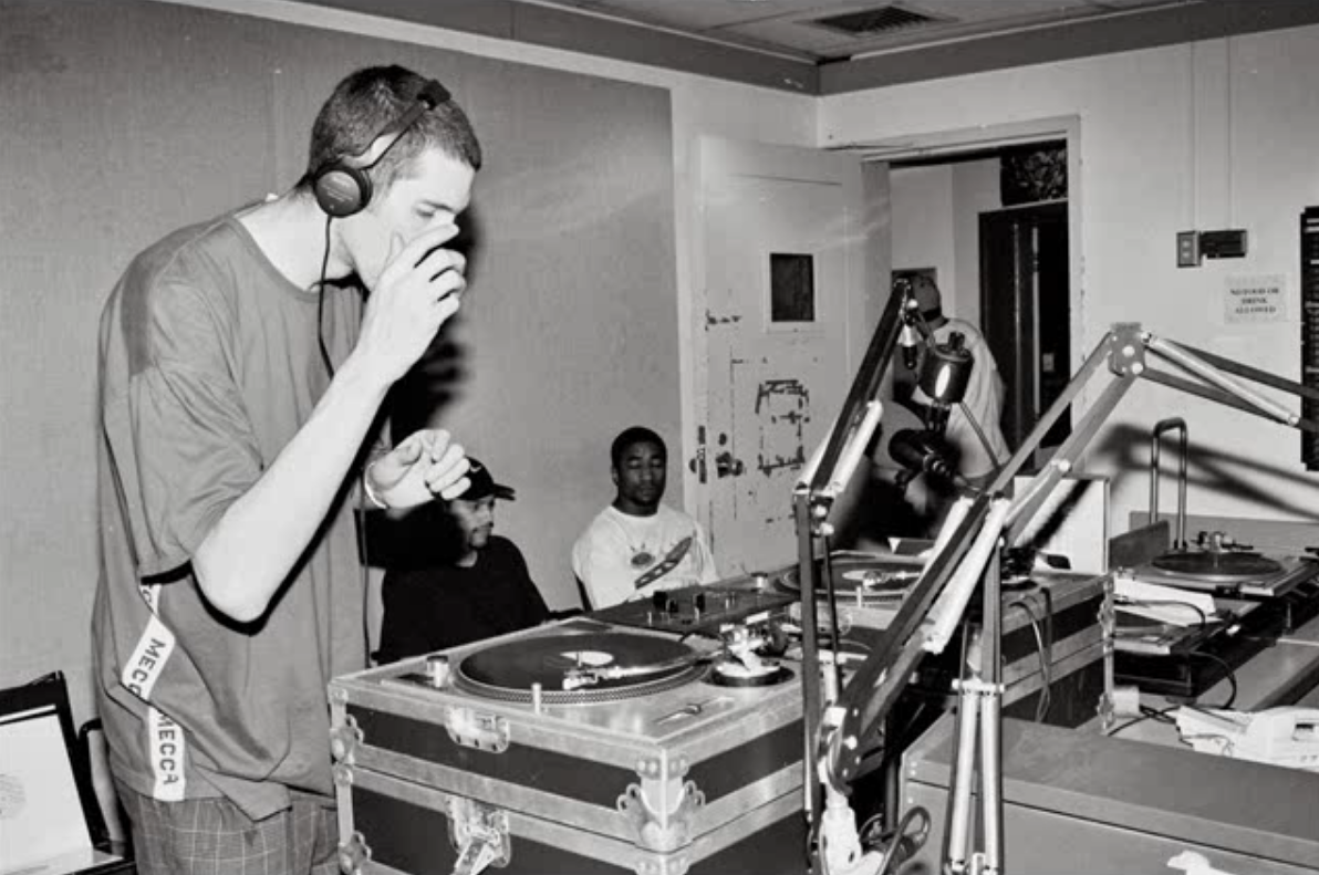 Listen to vintage episodes of the greatest hip-hop radio show of all time
